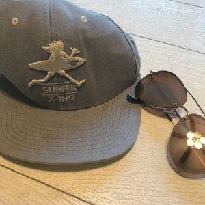 Other - Surf-N-Sea Flat Brim Hat